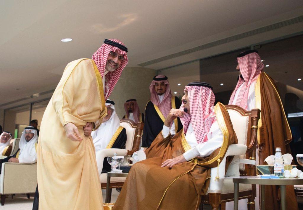 الوليد بن طلال يشكر آل الشيخ ويقدم هذه المكافأة للاتحاد