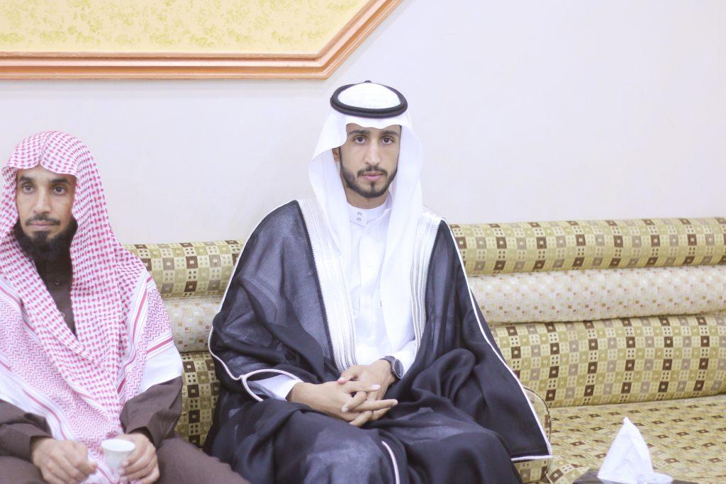 ماجد الخديدي يحتفل بعقد قرانه على ابنة عبدالله الحارثي