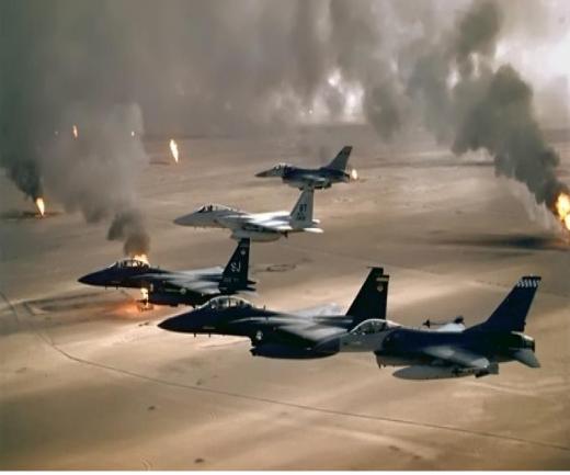 مقاتلات التحالف تدمر تعزيزات عسكرية لميليشيات الحوثي بالجوف