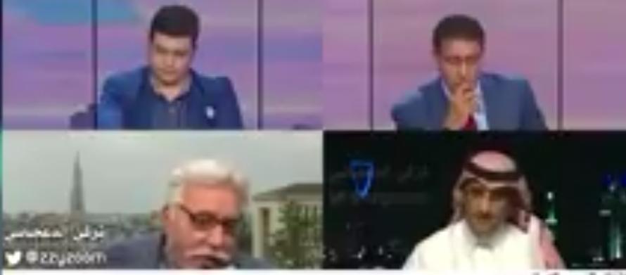 شاهد..العقيد إبراهيم آل مرعي يحرج أستاذ في العلاقات السياسية  بهذا السؤال