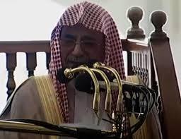 خطيب المسجد الحرام: بالضعفاء يُستجلَب رِزق الله ونصره