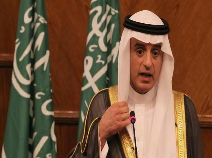 الجبير: لهذا السبب لم تدرج قطر على جدول أعمال القمة