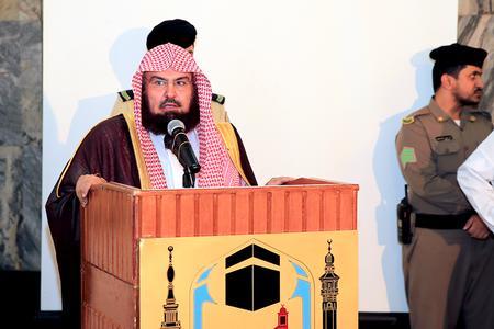 خطيب الحرم المكي: أصحاب النبي كانوا يفرحون بقدوم الشتاء للذة الطاعة