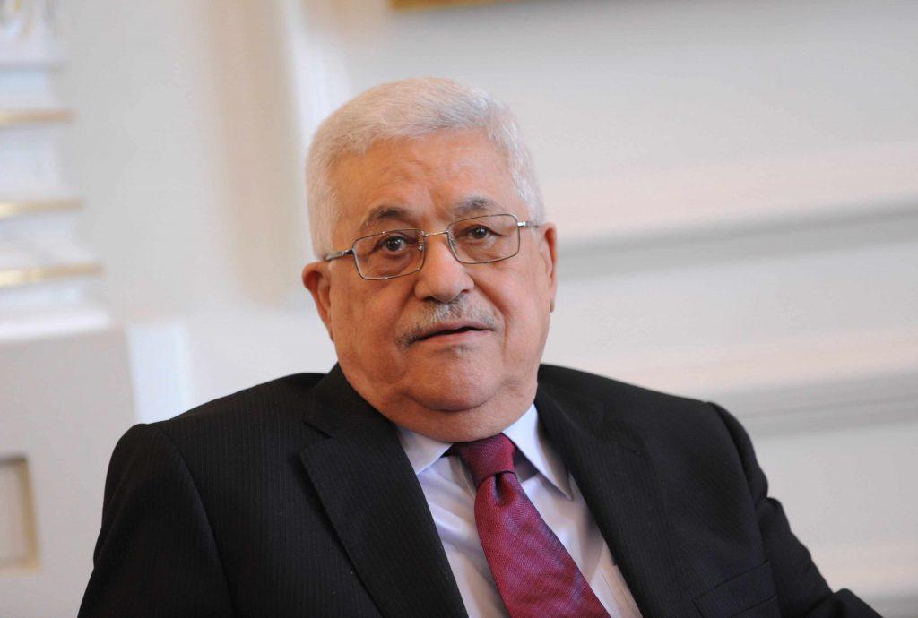 محمود عباس: القدس عاصمة فلسطين الأبدية