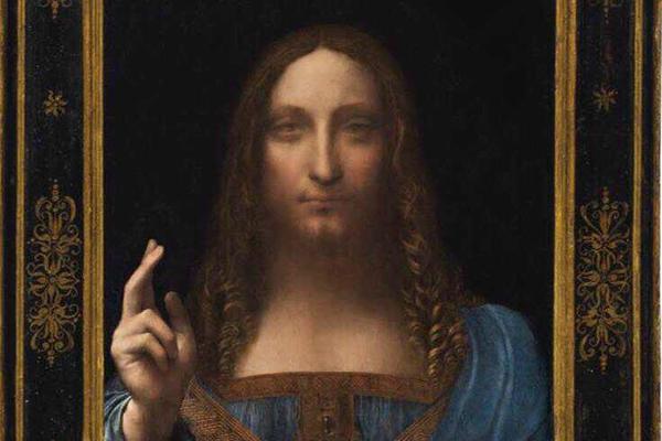 """المالك الجديد للوحة الفنية للرسام دافنشي """"ثري سعودي"""".. وهذا المبلغ الذي دفعه!"""